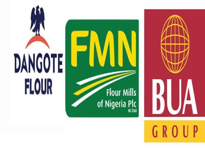 Dongote Flour Mill Bua
